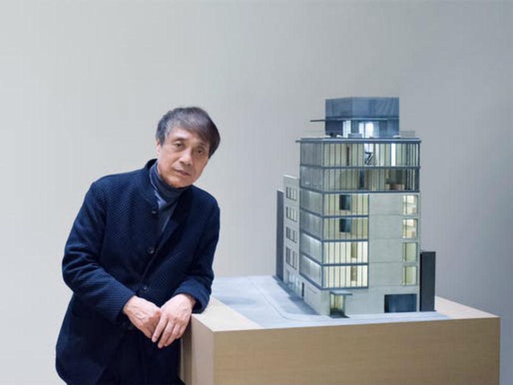 Arsitek ternama Jepang, Tadao Ando