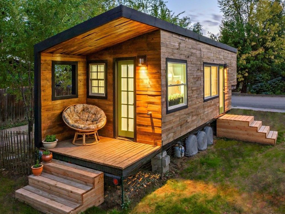 rumah kayu rayap